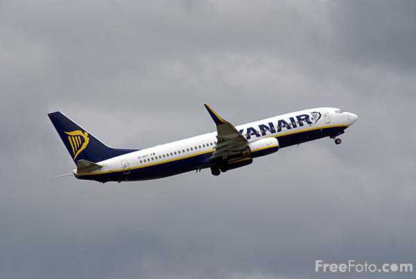 Welcome to Ryanair...