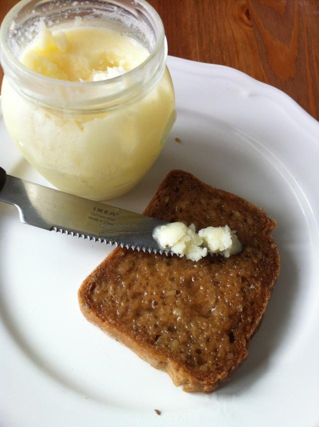 Duck Fat for Breakfast... mmm...