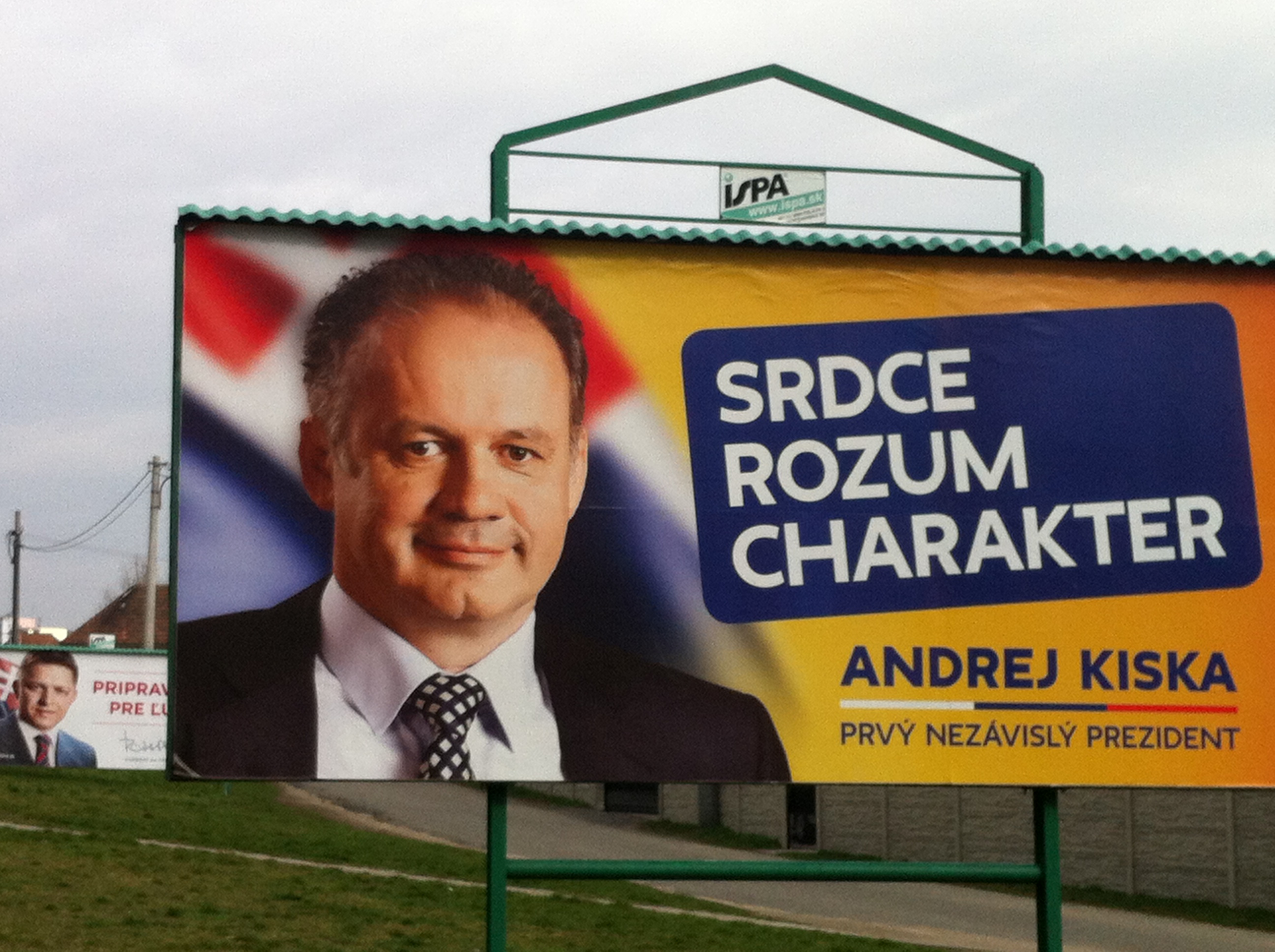 Andrej Kiska: Fico's main challenger in the Presidential race
