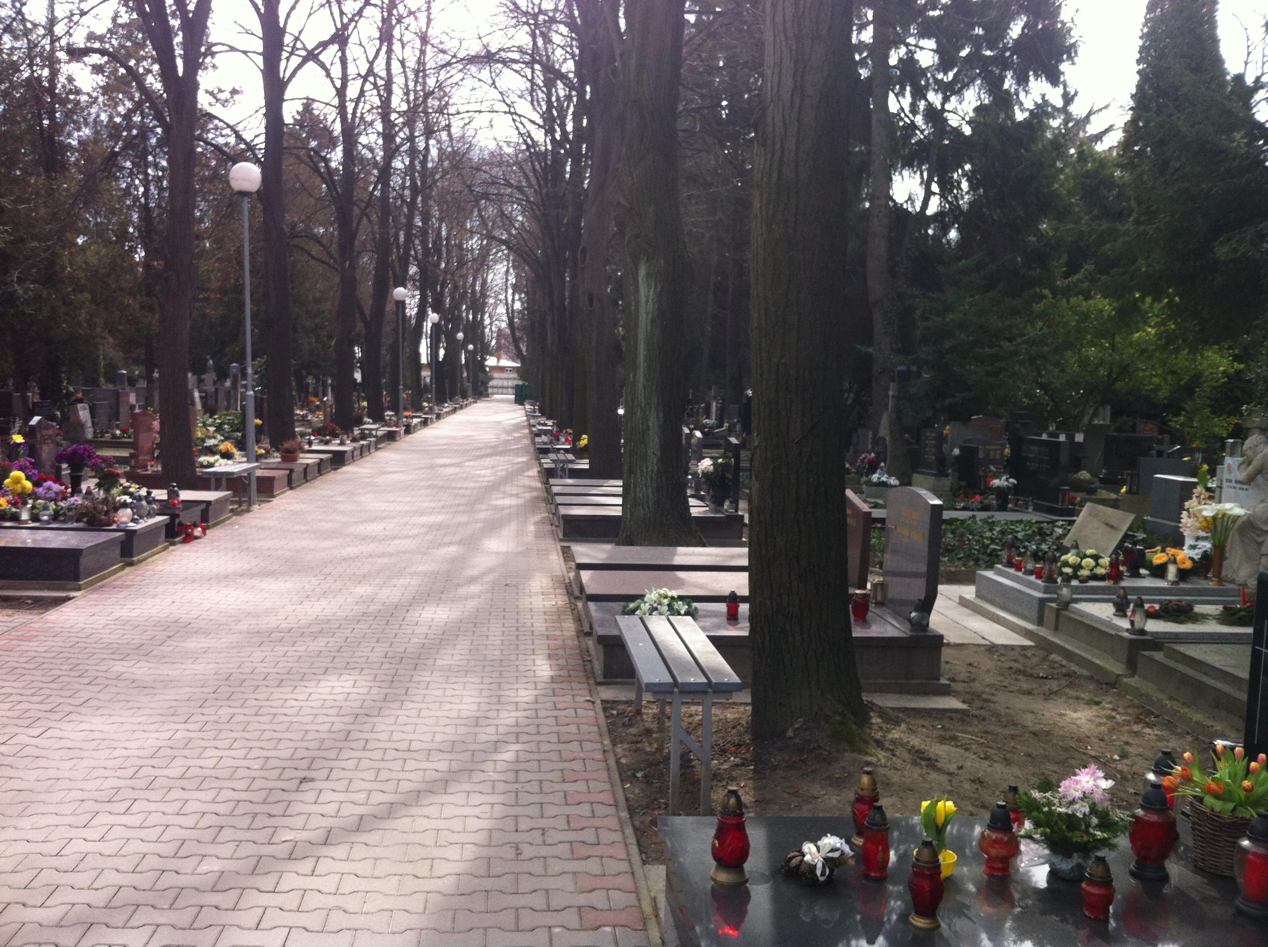 Martinský Cintorín in Ružinov