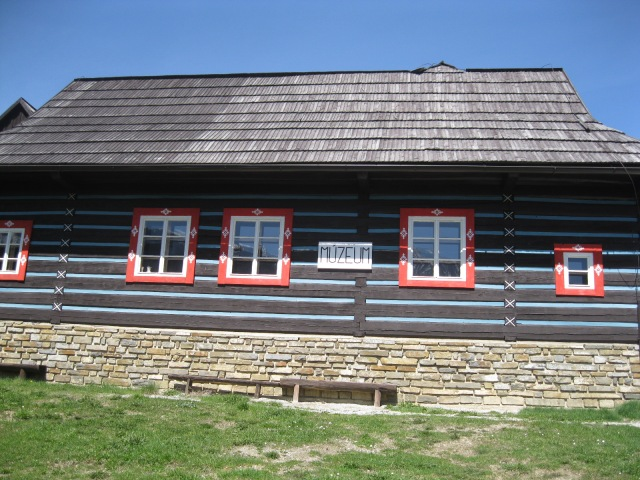 Typical Ždiar building