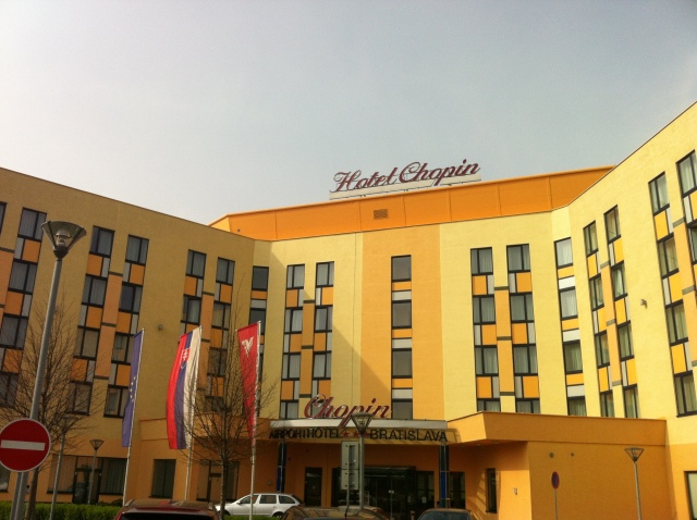 Hotel Chopin - Prelude to a Great Stay in Bratislava?