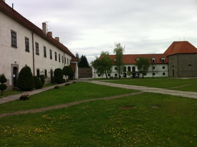 The 16th century castle & museum