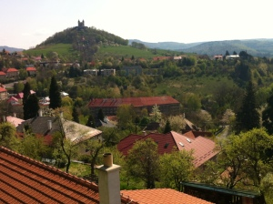 Room with a view, Banska Stiavnica ©englishmaninslovakia.com