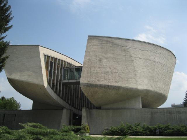 SNP Museum, Banska Bystrica