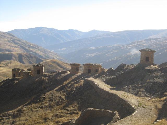 The road to Paucartambo