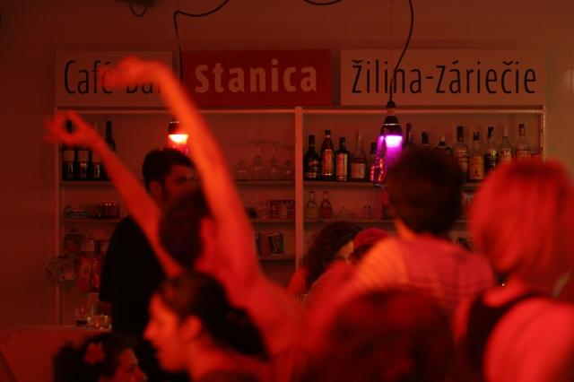 Kiosk Festival in Žilina's Stanica