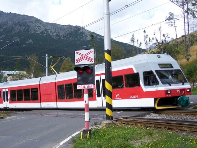 Poprad Mountain Train...