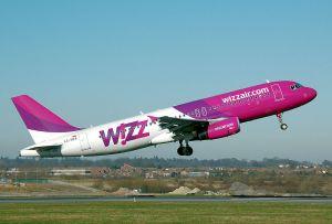 Wizz Air take-off!