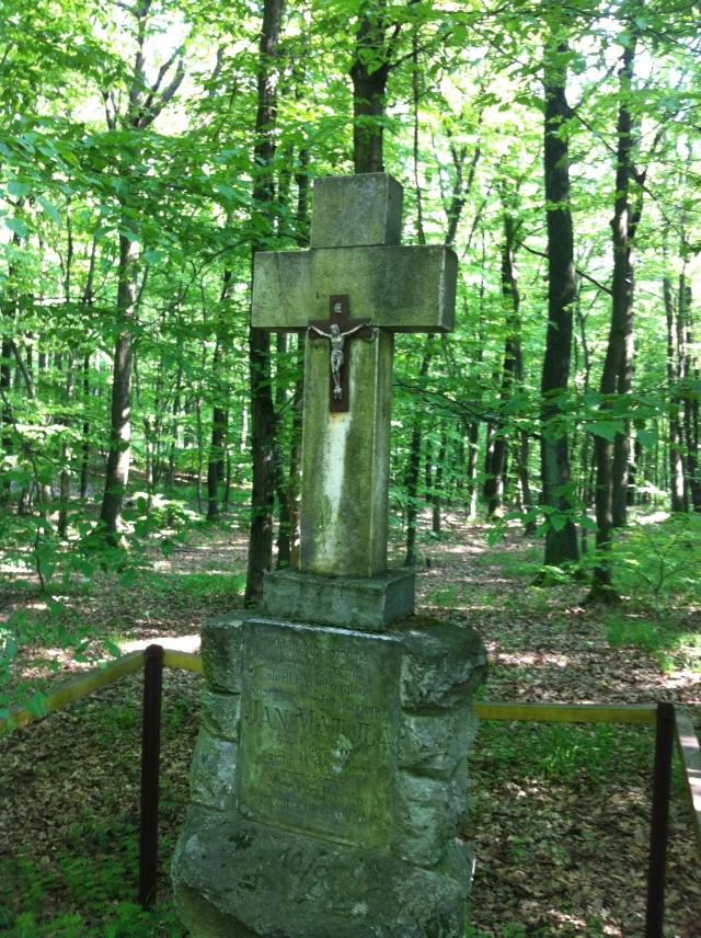 The Saint's Trail from Marianka to Svätý Jur