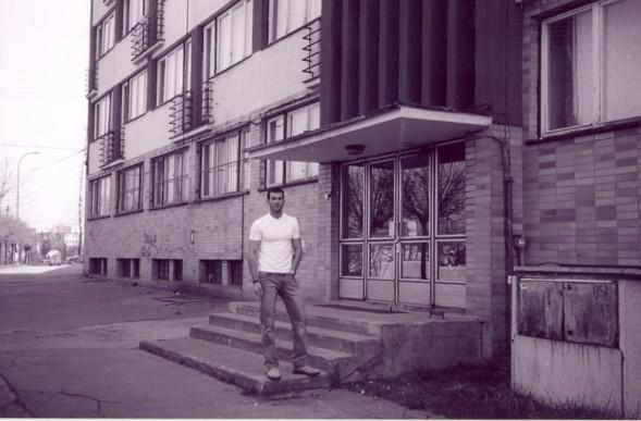 Myjava - where Michael calls home (in Slovakia anyway)
