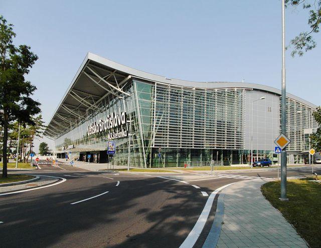 Bratislava Airport, by Matissek