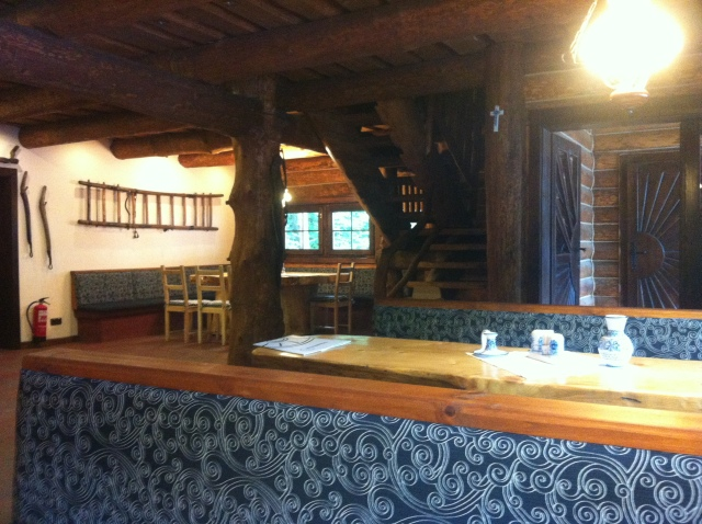 Inside Furmanska Krcma ©englishmaninslovakia.com