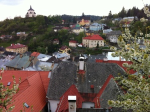 The hills around Banska Stiavnica still hide much mineral wealth. ©englishmaninslovakia.com