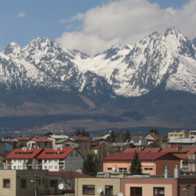 Starting from Poprad, check out one of Europe's most beautiful mountain ranges... ©englishmaninslovakia.com
