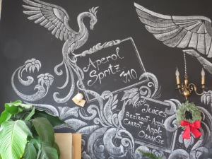 Blackboard art… ©englishmaninslovakia.com
