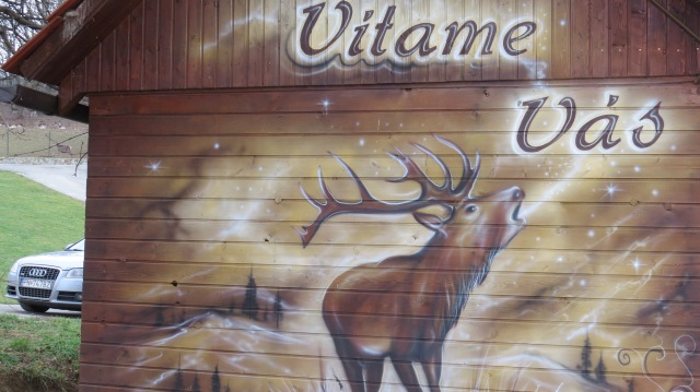 Vitame Vas… Welcome! ©englishmaninslovakia.com