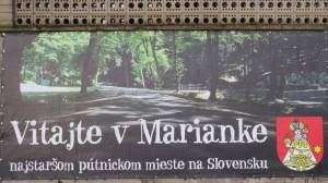 Welcome to Marianka… ©englishmaninslovakia.com