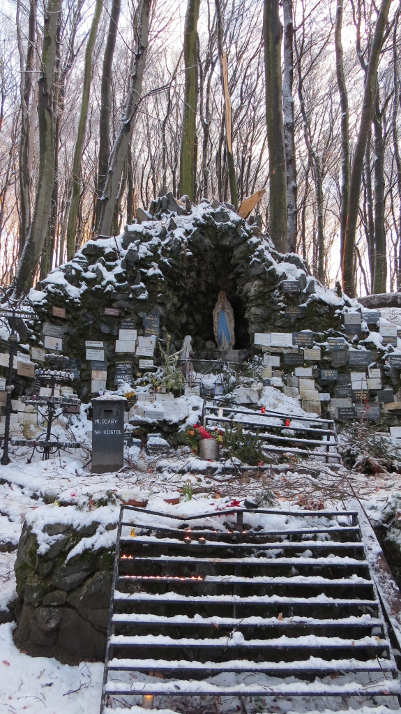 Shrine at Marianka ©englishmaninslovakia.com