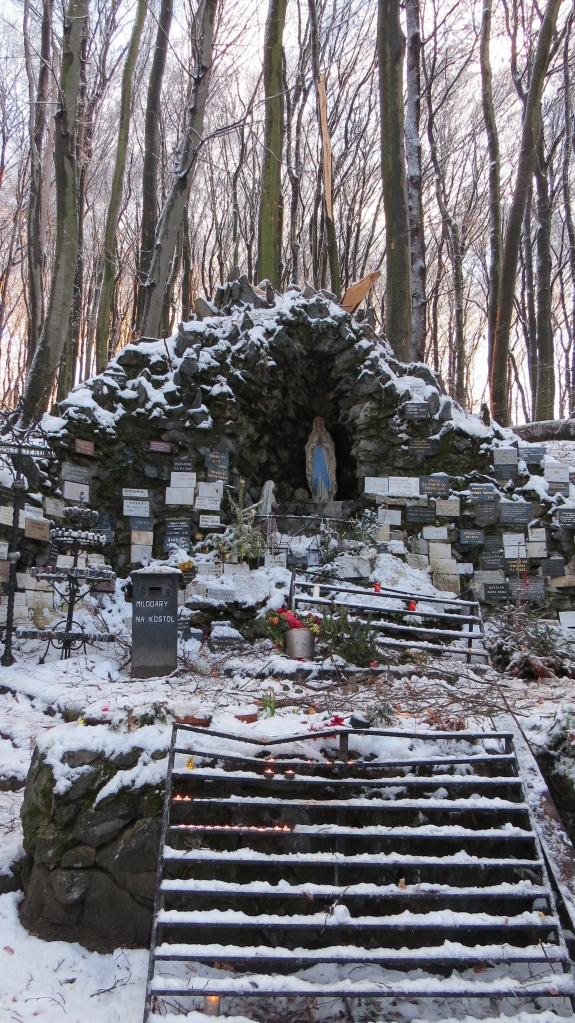 Shrine at Marianka ©englishmaninslovakia.com