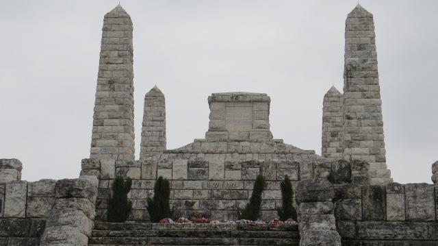 Bradlo, the monument to Štefanik, ©englishmaninslovakia.com