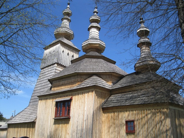 Ladomirová Wooden Church ©englishmaninslovakia.com