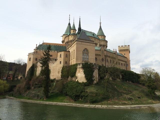 Bojnice Castle ©englishmaninslovakia.com