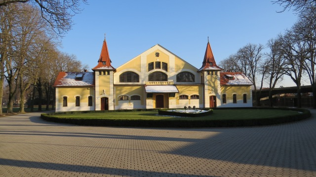 Horse breeding centre, Chateau Topolcanky ©englishmaninslovakia.com