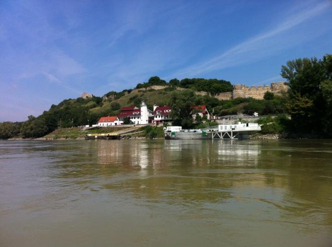 Canoeing Down the Morava/Danube to Bratislava